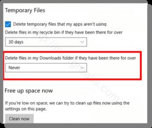 windows-10-days-after-which-delete-downloads