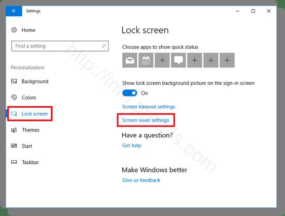 windows-10-screen-saver-settings