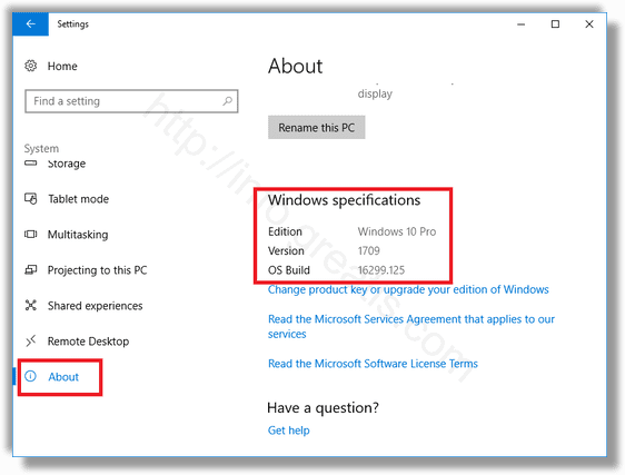 windows-10-settings-version-information