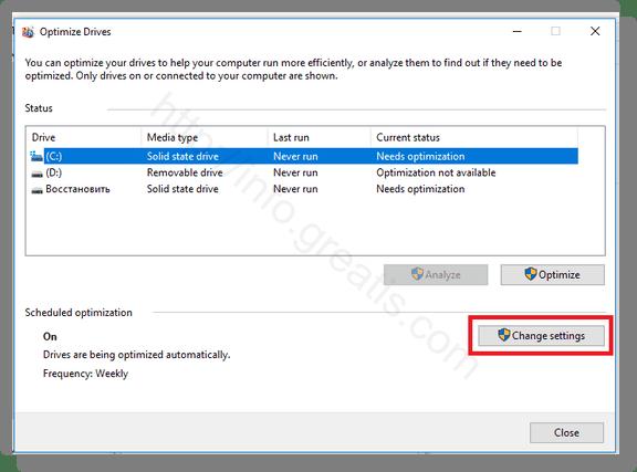 windows-10-optimize-drives-change-settings