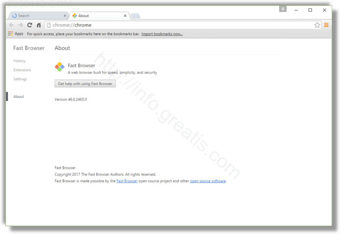 How to get rid of 223644S.COM adware redirect virus from chrome, firefox, internet explorer, edge