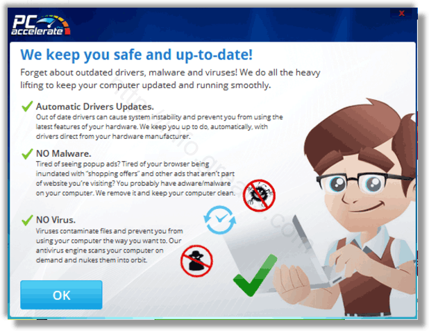 How to get rid of optispeed adware redirect virus from chrome, firefox, internet explorer, edge
