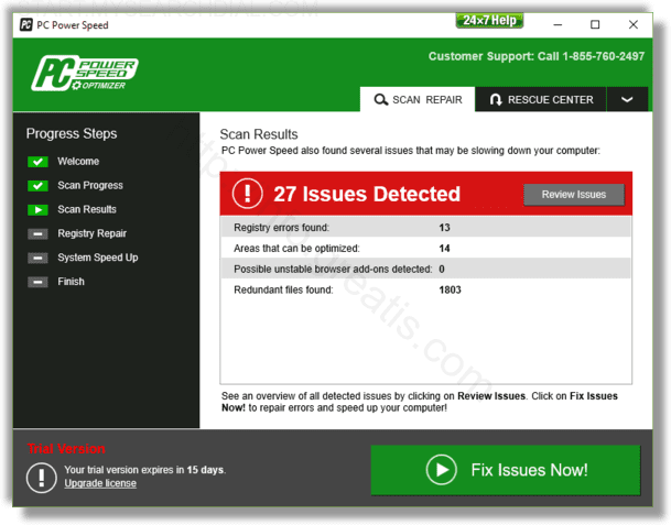 How to get rid of START.MYSEARCHDIAL.COM adware redirect virus from chrome, firefox, internet explorer, edge