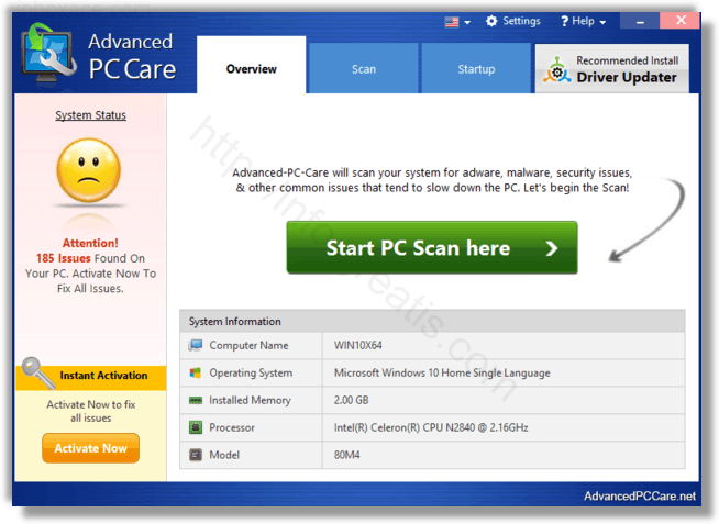How to get rid of inboxace.com adware redirect virus from chrome, firefox, internet explorer, edge