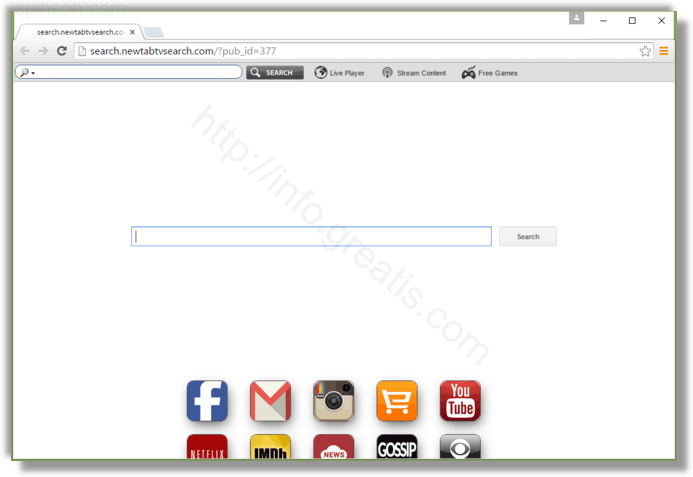 How to get rid of spinson.com adware redirect virus from chrome, firefox, internet explorer, edge