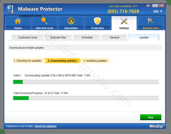 Как вылечить компьютер от майнера msascuil.exe