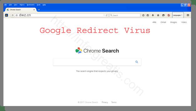 How to get rid of dwz.cn adware redirect virus from chrome, firefox, internet explorer, edge