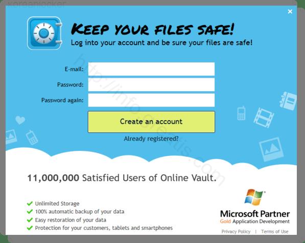 How to get rid of koreanlocker ransomware virus