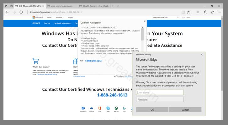How to get rid of mysites123 adware redirect virus from chrome, firefox, internet explorer, edge