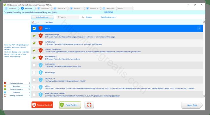 How to get rid of kotcatk.com/ksz adware redirect virus from chrome, firefox, internet explorer, edge