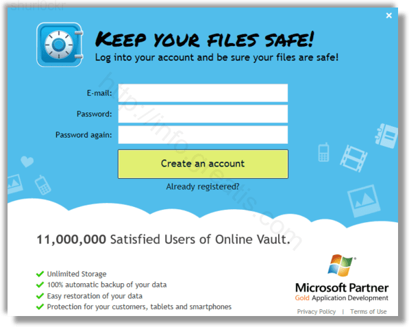 How to get rid of shurl0ckr ransomware virus