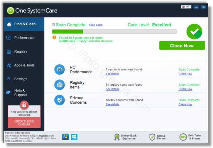 How to get rid of http://exinariuminix.info adware redirect virus from chrome, firefox, internet explorer, edge