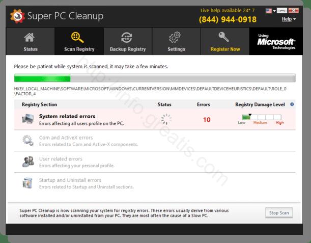 How to get rid of 844 728-4916 adware redirect virus from chrome, firefox, internet explorer, edge