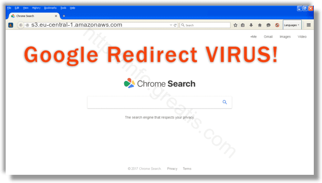 How to get rid of s3.eu-central-1.amazonaws.com adware redirect virus from chrome, firefox, internet explorer, edge