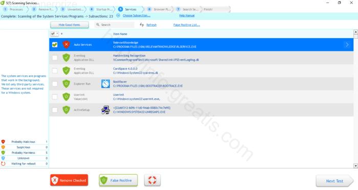 Web site YOWWINNERPRIZE displays popup notifications