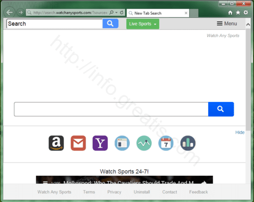 How to get rid of WWWW.NINJA adware redirect virus from chrome, firefox, internet explorer, edge