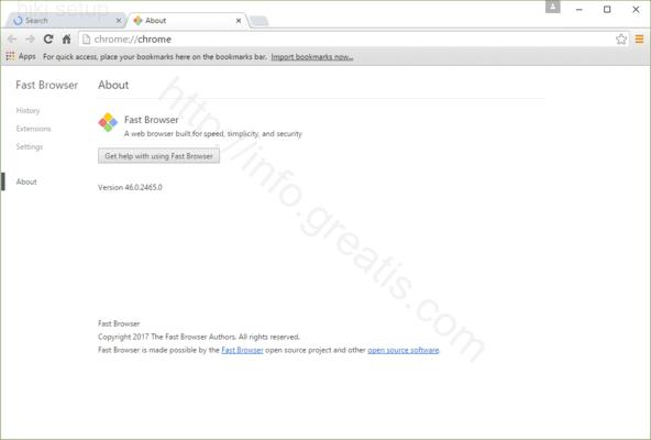 How to get rid of BJKJ SETUP adware redirect virus from chrome, firefox, internet explorer, edge
