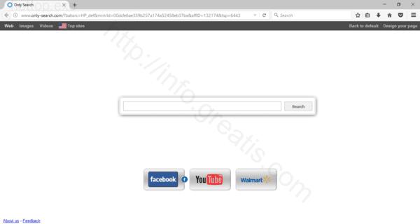 Web site HOTTOP.EXE displays popup notifications