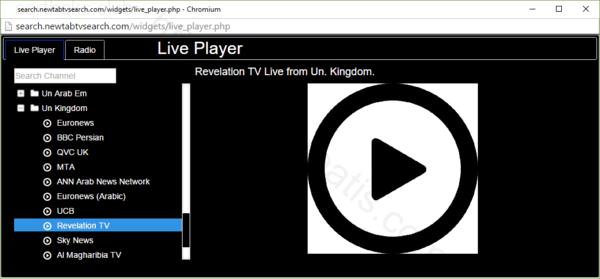 Web site SARTHAKS.CLUB displays popup notifications