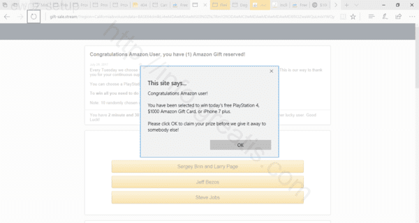 Fake Installer CWCZ SETUP infects user's PC