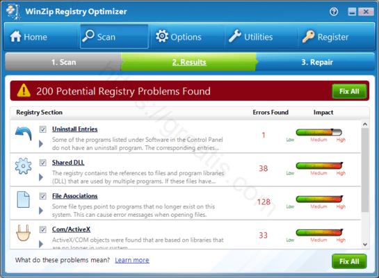 Web site MESSAGE.TF displays popup notifications