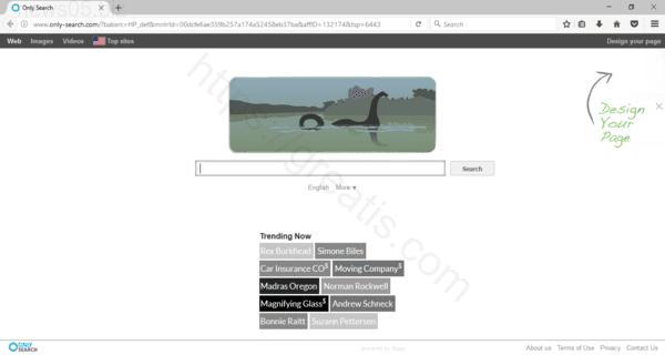 Web site NEWS05.BIZ displays popup notifications