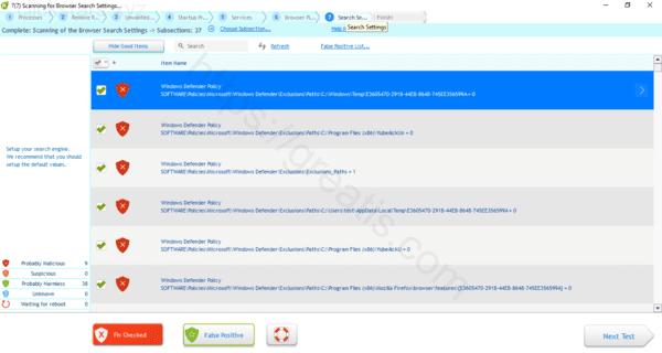 Web site CLICKSTARS.XYZ displays popup notifications