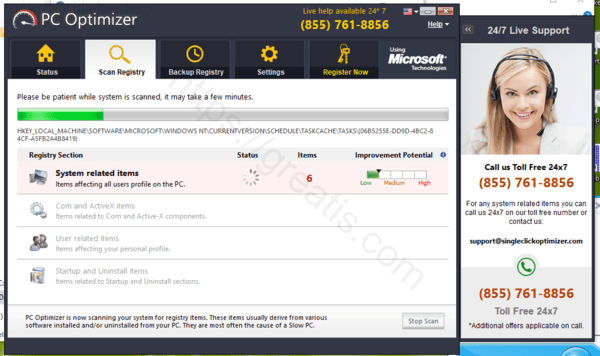 Web site DERBODILEHE.TOP displays popup notifications
