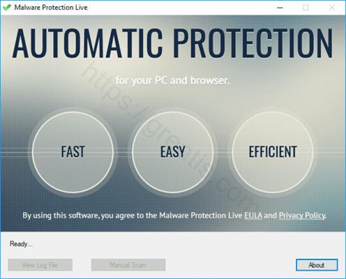Web site DIRECTBASE.RU displays popup notifications