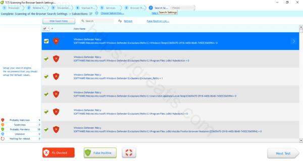 Web site MP3VIZOR.COM displays popup notifications