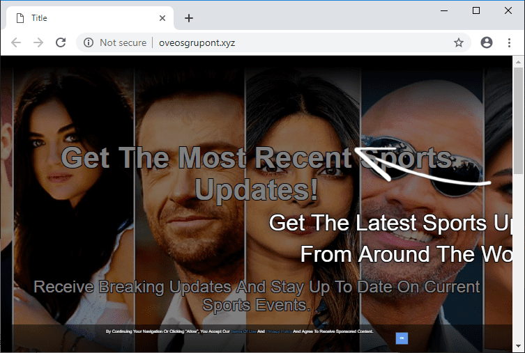 Как избавиться от уведомлений oveosgrupont.xyz в браузерах chrome, firefox, internet explorer, edge